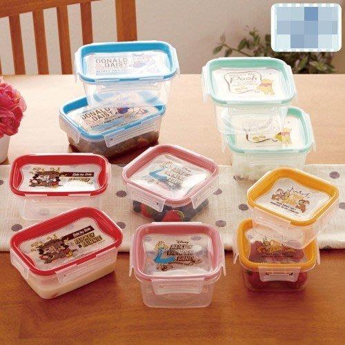 迪士尼Disney 卡通人物保鮮盒 便當盒 維尼Winnie 630ml 【日本製】