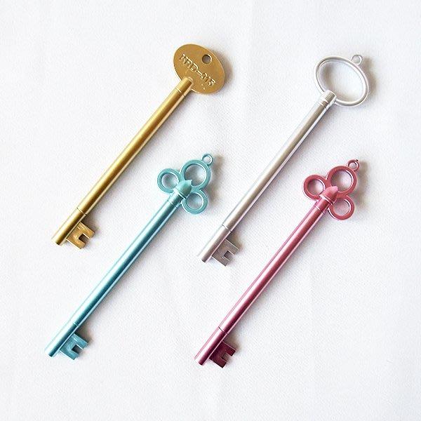 【贈品禮品】B3710 鑰匙中性筆/創意復古鑰匙筆/廣告筆簽字筆/可愛辦公學生文具商務活動/贈品禮品
