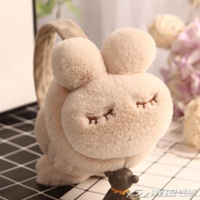 新款耳罩保暖女韓版可愛耳套男冬季毛絨耳包折疊耳捂護耳朵罩