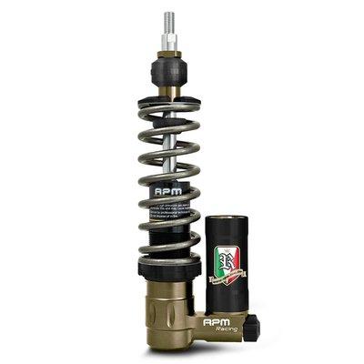 誠一機研 RPM VESPA LX 春天 衝刺 LT S 氣瓶壓側微調 偉士牌 前避震器 改裝 LX 125 150