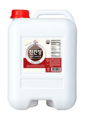 韓國濃醬油14KG  韓國 醬油 ~餐廳營業用醬油~現貨