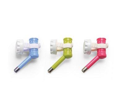 【優比寵物】ACEPET萬向環保飲水器NO.658/不鏽鋼頭設計/一般寶特瓶空罐-3種高度和8種角度(台灣製造)-優惠價