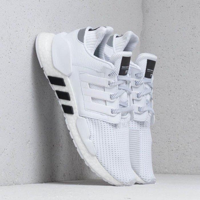 Washoes adidas EQT Support 91/18 白黑 BD7792 輕量 BOOST 慢跑鞋 男鞋03