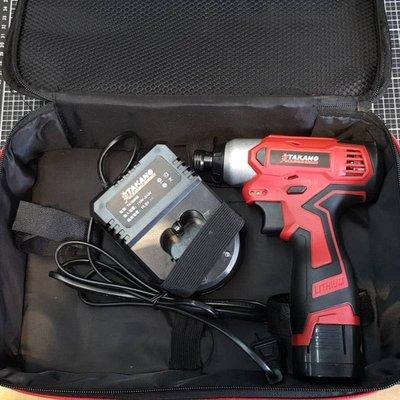 16.8v充電式衝擊式起子機+原廠手提袋+單顆電池