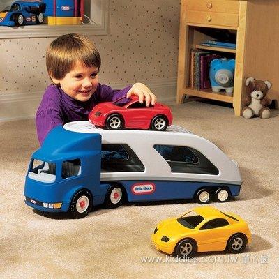 幼之圓~美國Little Tikes 運輸卡車車類玩具