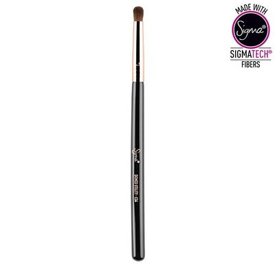 Sigma E34 - DOMED UTILITY (玫瑰金)【愛來客】美國Sigma經銷商 圓頭眼影刷 化妝刷