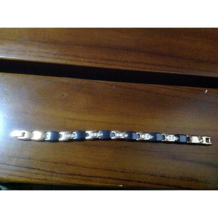 磁鍺石手鍊、能量黑磁鍺石手鍊、鍺石手鍊、鍺手鍊、鍺鍊、手鍊、能量石手鍊,背面黑色突出球為鍺石