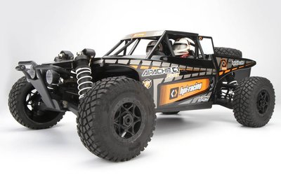 HPI   Desert Buggy Excitement! The HPI APACHE C1 4S無刷 動力