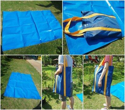 【創新帆布】PVC 300*352 地墊布,防水帆布,防水地墊,加厚強化防潮地布