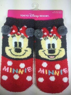 東京家族 米妮 襪子 日本製