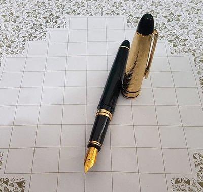 ☆艾力客生活工坊☆019-62 幸福2003 骨灰級鍍金筆蓋鋼筆(80年代庫存)