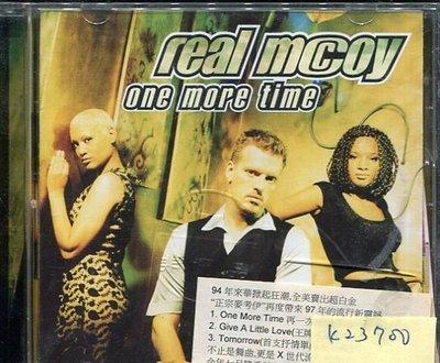 *真音樂* REAL MCOY / ONE MORE TIME 二手 K23700
