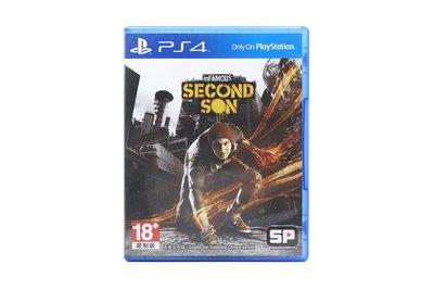 【橙市青蘋果】PS4:惡名昭彰 第二之子 Infamous: Second Son 中英文合版 #52705