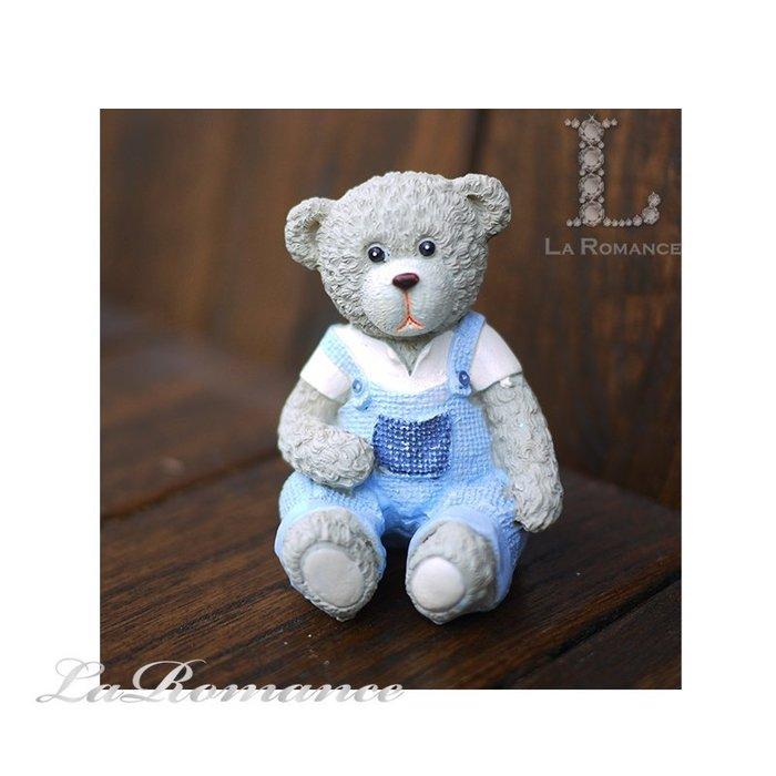【義大利 Cupido & Company 特惠系列】 白色男生情侶熊 (中) / 泰迪熊 / 童趣動物