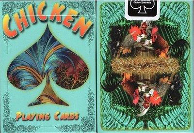 【USPCC 撲克】 S103049184 Chicken Playing Cards  雞