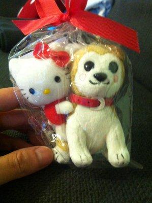 holly kitty 柴犬狗 日本限量版玩偶 吊飾 鑰匙圈