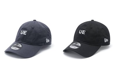 uniform experiment SS20 NEW ERA 9TWENTY UE LOGO CAP 兩色