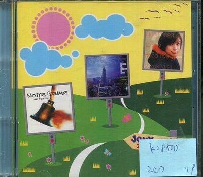 *真音樂* SONY MUSIC MONTHLY SAMPLER MARCH 2CD 二手 K28500