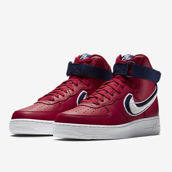 預購 3F美國代購 100%正品 Nike Air Force 1 Hi 806403-603 26.5cm