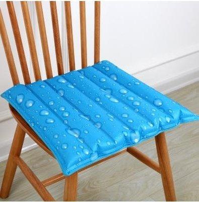 冰墊坐墊水墊坐墊辦公室夏天水袋椅墊學生降溫水坐墊汽車涼墊
