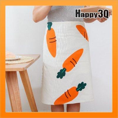 廚房炒菜圍裙可愛北歐風餐廳制服圍裙料理教室半身圍裙全身圍裙-半身/全身【AAA3705】