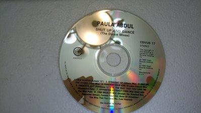 [二手正版CD] PAULA ABDUL SHUT UP AND DANCE
