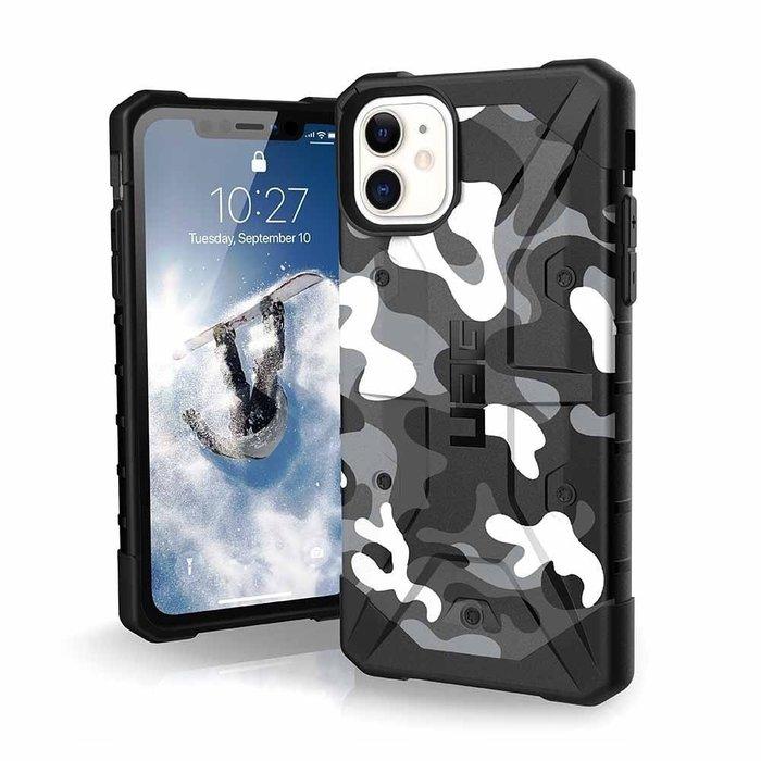 泳免運 公司貨 美國軍規 UAG iPhone 11 6.1吋 耐衝擊迷彩保護殼 迷彩保護殼 手機殼 保護殼