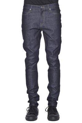 CHEAP MONDAY Dropped Blue Dry 瑞典設計 原色藍丹寧 牛仔褲 AB錐型 全新正品現貨小碼26