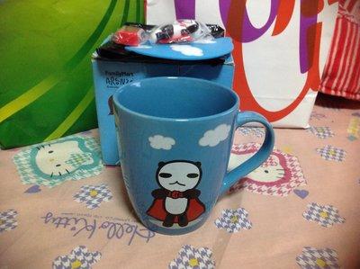 【依美小舖】全家 阿朗基私杯找茶組「蓋+杯+墊」熊貓哥
