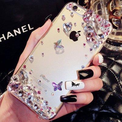 丁丁 HTC D10 lifestyle 閃鑽手機殼 htc d10 lifestyle 奢華水鑽全包手機保護套 彩鑽殼