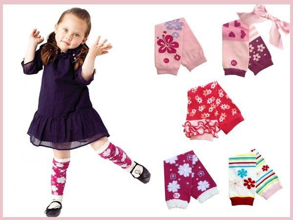【童夢屋】美國BabyLegs 女孩花朵.小花襪套.肘套(五款)1-4T.特價【BL10715】~7