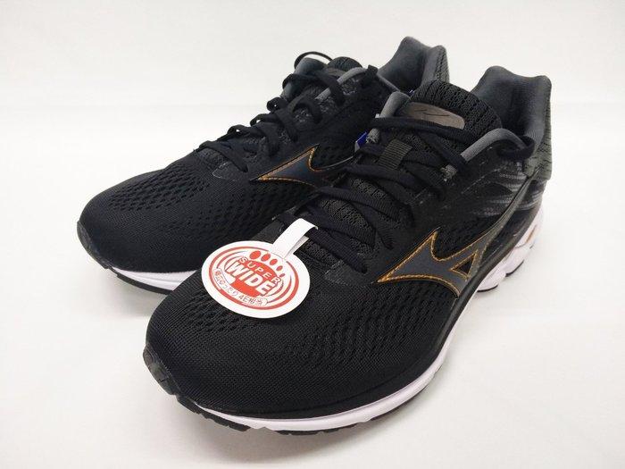宏亮 MIZUNO 美津濃 慢跑鞋 休閒 尺寸25.5~31cm RIDER 23 超級寬楦 J1GC190451