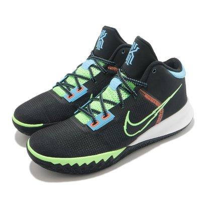 =CodE= NIKE KYRIE FLYTRAP IV EP 針織網布籃球鞋(黑綠)CT1973-003 XDR 男女