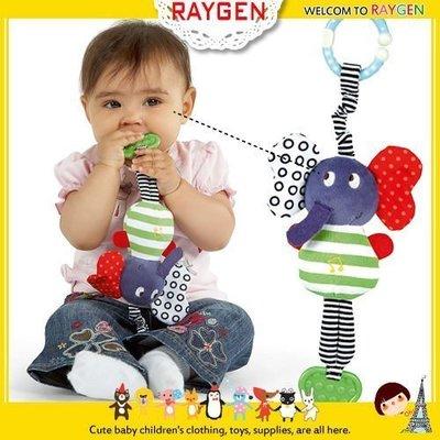 八號倉庫 外單大象音響紙拉鈴玩偶 車床掛 玩具 嬰兒手推車~2C086C1053~