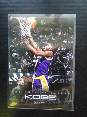 Kobe Bryant - 普卡#9 - 2012 Panini Anthology