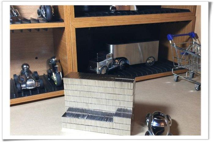 方形釹鐵硼磁鐵-15mmx10mmx2mm--磁吸收線盒或手機保護殼開發!