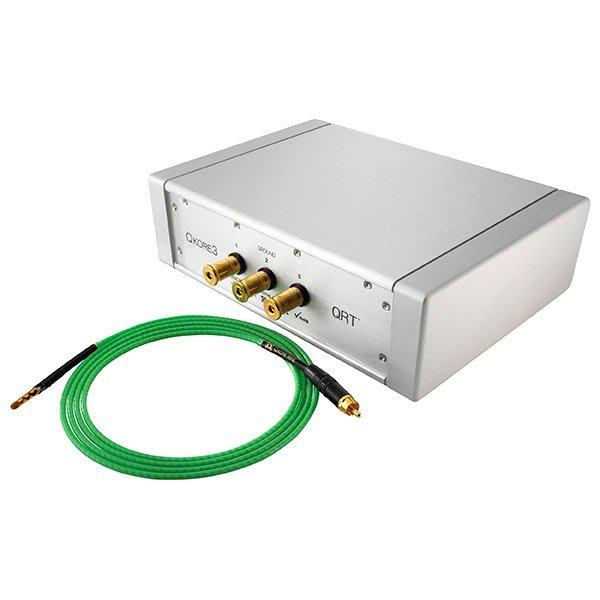 【音逸音響】接地器(盒)》美國 Nordost QKORE 3