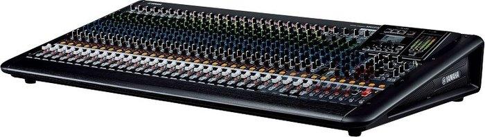 造韻樂器音響- JU-MUSIC - 全新 YAMAHA MGP32X 32軌專業級混音器 可連接iPhone/iPod