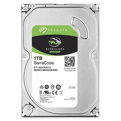 Seagate希捷HDD硬碟1TB─SATA訊號接座塑膠片折斷╱斷針→無法讀取硬碟→SATA接口維修接補╱檔案資料救援