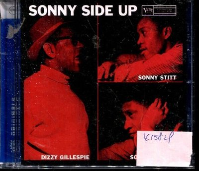 *真音樂* DIZZY GILLESPIE-SONNY ROLLINS-SONNY STITT 歐版 二手 K15829