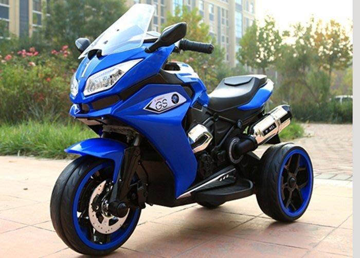 [宅大網] 800082 1200 機車童車 摩托車 電動車  電動童車 兒童電動車 三輪電瓶充電車 需自行組裝