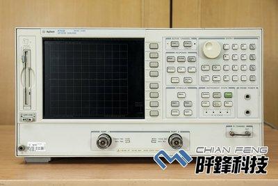 【阡鋒科技 專業二手儀器】安捷倫 Agilent 8753E 30kHz-6GHz 網路分析儀
