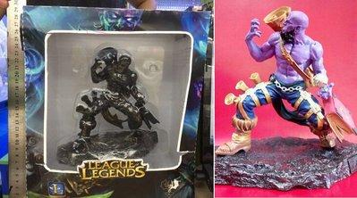 【紫色風鈴】動漫LOL英雄聯盟原色彩色款流浪法師瑞茲可選盒裝 港版