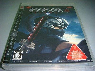 遊戲殿堂~PS3『忍者外傳Σ2』日初版全新品