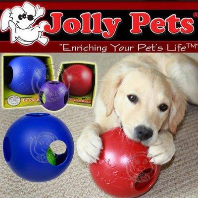 【🐱🐶培菓寵物48H出貨🐰🐹】美國Jolly Pets《趣味球中球》4.5吋水陸兩玩歡樂球 特價420元