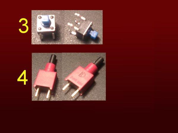 瘋 ~ 全新 降價 打折 按鍵開關 30SWB-1121p.1  WPB1122-PC1RG  (一拍20顆) 現貨