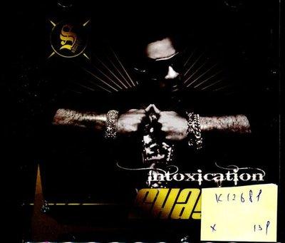 *真音樂* SHAGGY / INTOXICATION 二手 K12689 (封面底破) (下標賣)