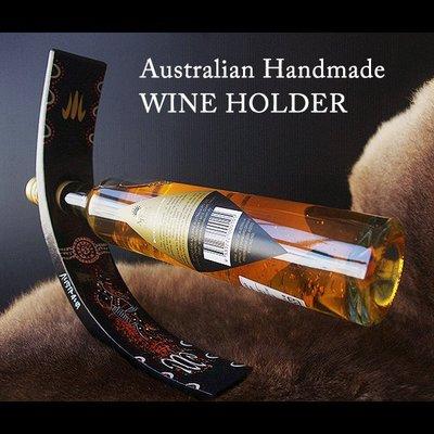 澳大利亞純手工製 紅酒 酒架 WINE...