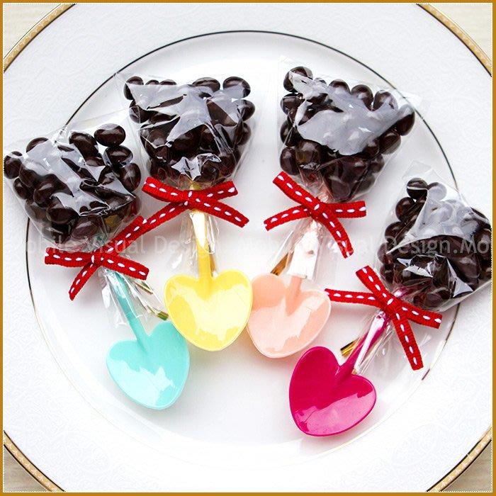 幸福鏟子「米果巧克力」-生日分享/幼兒園活動獎品/二次進場婚禮小物棉花糖/送客喜糖/畢業典禮/來店禮/幸福朵朵