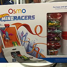 Osmo Hot Wheels Mindracers 遊 戲 系 統